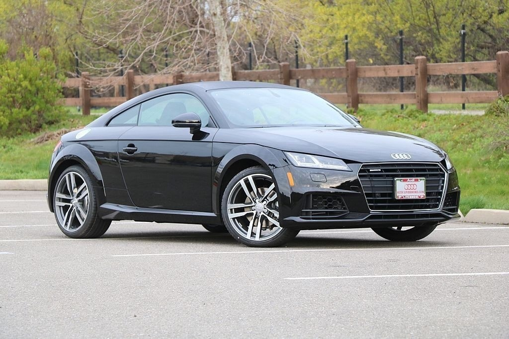 New 2019 Audi TT For Sale in Livermore CA | Near Pleasanton, Hayward | VIN:  TRUAEAFV9K1003190