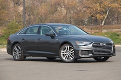 2019 Audi A6 3.0T Premium Sedan WAUK2AF24KN021745
