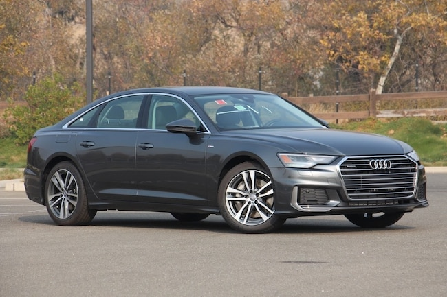 New 2019 Audi A6 For Sale In Livermore Ca Near Pleasanton Hayward