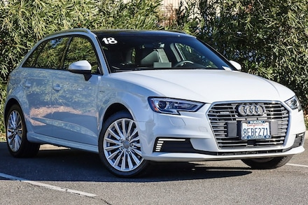 Featured Used 2018 Audi A3 e-tron 1.4T Premium Sportback for Sale near Fremont, CA