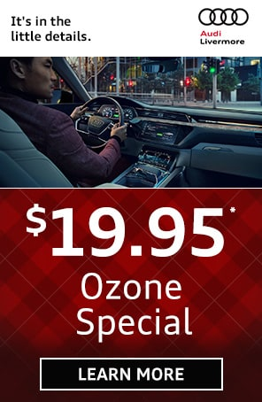 Ozone Treatment Coupon in Livermore CA