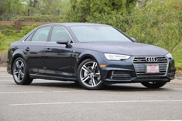 Buy a 2018 Audi A4 2.0T Premium Plus Sedan in Livermore, CA