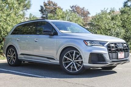 2021 Audi SQ7 SUV