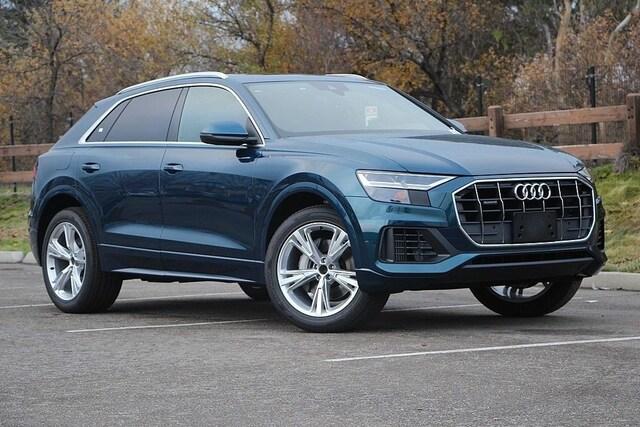Buy a 2019 Audi Q8 3.0T Premium SUV in Livermore, CA