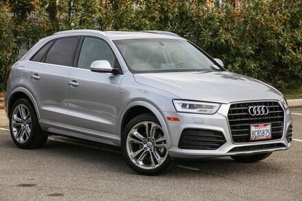 Featured Used 2018 Audi Q3 2.0T Premium Plus SUV for Sale near Fremont, CA