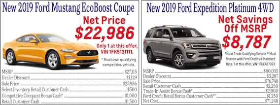Ford Presidents Day Deals Livermore Ford