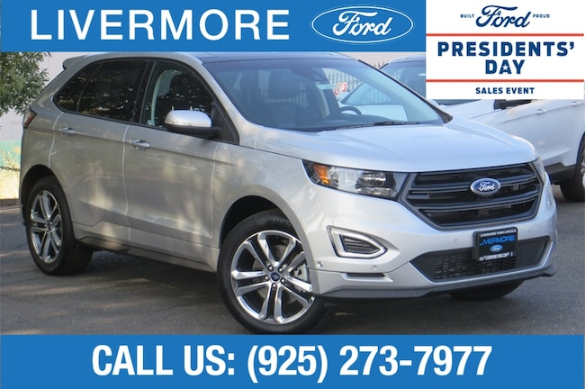 New 2018 Ford Edge Sport SUV in Livermore, CA