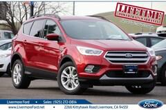 New 2019 Ford Escape SEL SUV in Livermore, CA