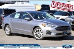 New 2020 Ford Fusion Hybrid SE Sedan in Livermore, CA