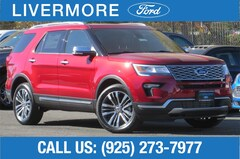 2019 Ford Explorer Platinum SUV in Livermore, CA