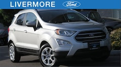 New 2018 Ford EcoSport SE SUV in Livermore, CA
