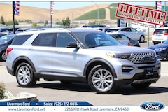 2020 Ford Explorer Limited SUV in Livermore, CA