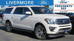New 2018 Ford Expedition Max XLT SUV in Livermore, CA