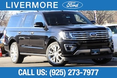New 2019 Ford Expedition Max Limited SUV in Livermore, CA