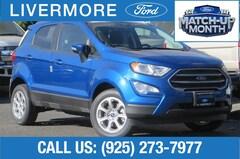 New 2018 Ford EcoSport SE SUV in Livermore, CA