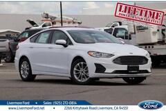 2019 Ford Fusion SE Sedan in Livermore, CA