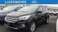 New 2018 Ford Escape SEL SUV in Livermore, CA