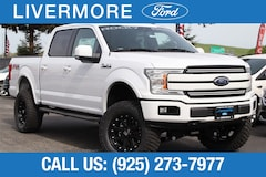 New 2019 Ford F-150 Truck SuperCrew Cab in Livermore, CA