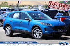 New 2020 Ford Escape S SUV in Livermore, CA