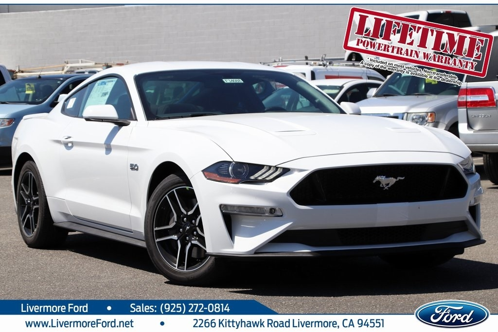 New 2019 Ford Mustang For Sale | Livermore CA | VIN