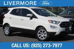2018 Ford EcoSport SE SUV in Livermore, CA