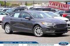 New 2020 Ford Fusion SE Sedan in Livermore, CA