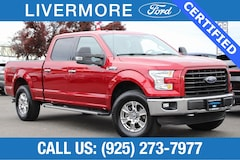 Certified Used 2015 Ford F-150 XLT Truck in Livermore, CA