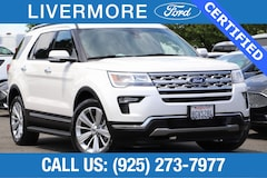2019 Ford Explorer Limited SUV in Livermore, CA