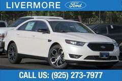 New 2018 Ford Taurus SHO Sedan in Livermore, CA