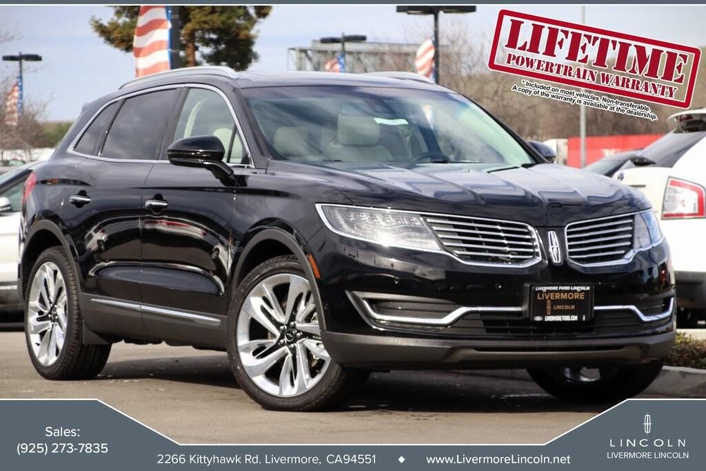 2018 Lincoln MKX Black Label SUV