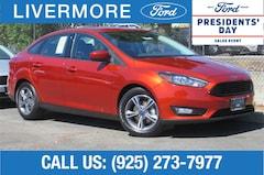 2018 Ford Focus SE Sedan in Livermore, CA