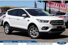 New 2019 Ford Escape SE SUV in Livermore, CA