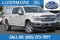 New 2018 Ford F-150 Truck SuperCrew Cab in Livermore, CA