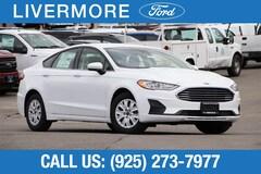 2019 Ford Fusion S Sedan in Livermore, CA