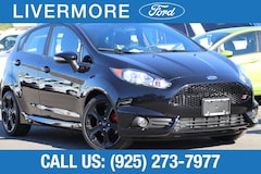 New 2019 Ford Fiesta ST Hatchback in Livermore, CA