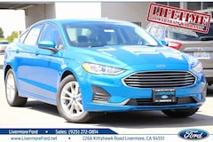 New 2019 Ford Fusion SE Sedan in Livermore, CA