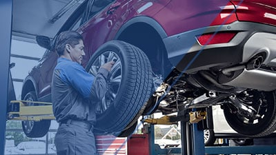 Free Tire Rotation And Brake Inspection With Any Oil Change Service