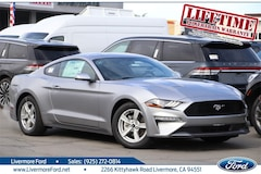 New 2020 Ford Mustang Ecoboost Coupe in Livermore, CA