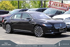 New 2020 Lincoln Continental Black Label Sedan in Livermore, CA