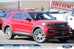 New 2020 Ford Explorer XLT SUV in Livermore, CA