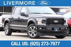 New 2019 Ford F-150 STX Truck SuperCrew Cab in Livermore, CA
