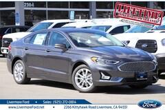 New 2020 Ford Fusion Energi Titanium Sedan in Livermore, CA