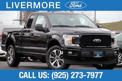 New 2019 Ford F-150 STX Truck SuperCab Styleside in Livermore, CA