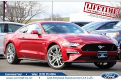 New 2019 Ford Mustang GT Premium Coupe in Livermore, CA