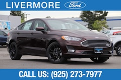 New 2019 Ford Fusion SE Sedan in Livermore, CA