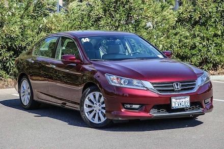2014 Honda Accord EX-L Sedan