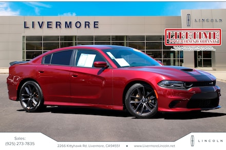 Used 2019 Dodge Charger R/T Scat Pack Sedan in Livermore, CA