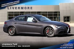 2018 Alfa Romeo Giulia Base Sedan in Livermore, CA