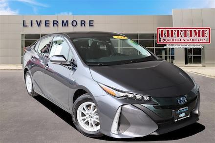 Used 2019 Toyota Prius Prime Plus Hatchback in Livermore, CA