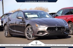 New 2021 Maserati Ghibli S Sedan For Sale Near the Bay Area